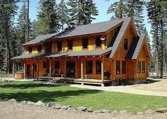 Cle Elum Vacation Rental - VRBO 433773 - 3 BR North Central Cascades Cabin in WA, Log Mountain Lodge on 3 Private Acres with Hot Tub