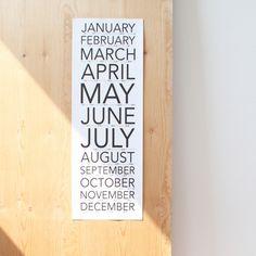 A2 Snug verticaal kalender 2015 wit