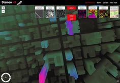 11 | Stamen's New Map Tool Looks Like SimCity On Acid | Co.Design: business + innovation + design