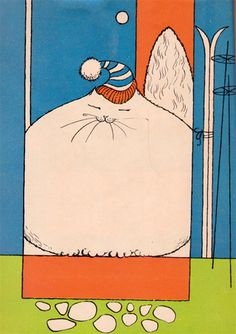 My Cat Likes to Hide in Boxes by Eve Sutton, illustrated by Lynley Dodd, 1973.