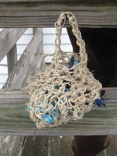 Ravelry: charcolemans Scraps for Birds nest
