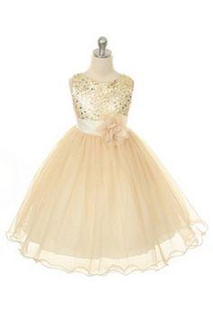 Serena Girls Dress
