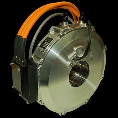 YASA-750H  700V  150kW   750Nm  25kgs - Electric motor