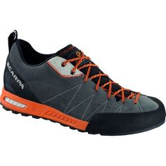 bb24033a5affee Stick to the sides of steep sandstone ascents to desert climbs with the  Scarpa Men s Gecko