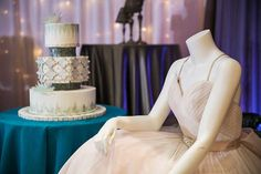 Winter Wedding Inspiration, Bridal Show, Twin Cities, Wedding Vendors, Fashion Show, Blue And White