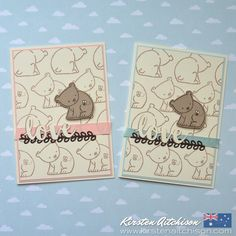 Welcome and thank you for joining me for a Crazy Crafters team blog hop.   One of my favourite new stamp sets in the 2017 Annual Cata...