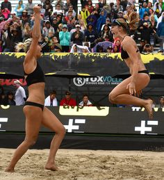 AVP is the premier U. pro beach volleyball league and features the very best in elite pro beach players, competing in the most exciting domestic beach volleyball events. Avp Volleyball, Women Volleyball, Volleyball Articles, Volleyball Pictures, Justin Bieber Pictures, Beautiful Athletes, 2017 Photos, Candid Photography, Thigh Workouts