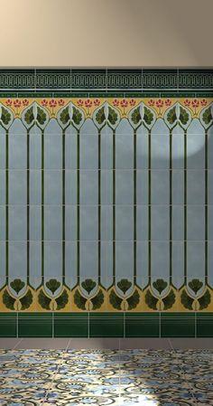 Art Deco gevel