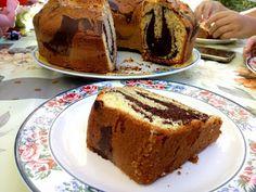 Κέικ μαμπρέ !!! ~ ΜΑΓΕΙΡΙΚΗ ΚΑΙ ΣΥΝΤΑΓΕΣ 2 Banana Bread, French Toast, Breakfast, Desserts, Food, Morning Coffee, Tailgate Desserts, Deserts, Essen