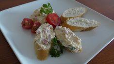 Sýrovo-celerová pomazánka: Jednoduchá na přípravu, ale velmi chutná | Kuchařka | Televize Seznam Grains, Rice, Meat, Chicken, Cooking, Food, Cuisine, Kitchen, Meal