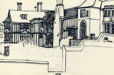 Manor, Sylvia Plath