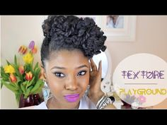 How to| Textured & Twisted Updo