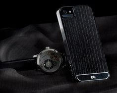 Blackened Ash Wood iPhone 5 Case – $47