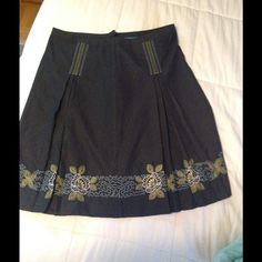 "Spotted while shopping on Poshmark: ""Exquisite detailEd skirt""! #poshmark #fashion #shopping #style #Liz Claiborne #Dresses & Skirts"