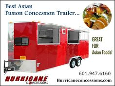 Custom Mobile Kitchen Trailers in Lucedale