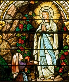 """I AM THE IMMACULATE CONCEPTION"" - Mother Mary to St. Bernadette at Lourdes"