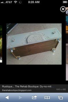 Repurpose drawer