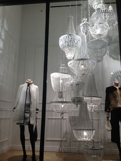 White chandeliers retail