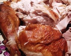 Best Thanksgiving Ever: South Your Mouth: Jive Turkey - Brined & Herbed Slow-Roasted Turkey + Made From Scratch Green Bean Casserole with Beer Battered Crispy Onions & Bechamel + Make Ahead Baked Potato Casserole Best Turkey Brine, Slow Roasted Turkey, Turkey Gravy, Turkey Dishes, Turkey Recipes, Chicken Recipes, Stuffing Recipes, Thanksgiving Recipes, Fall Recipes