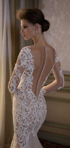 Wedding Dress by Berta Bridal Spring 2016 Collection