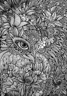 Line Art by duongquocdinh.deviantart.com on @DeviantArt