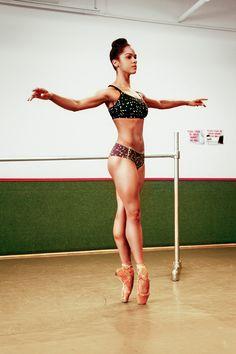 Misty Copeland, 2014
