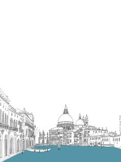 Gallery - Architecture is the Protagonist in These Intricate Illustrations - 7