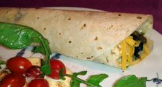 Chicken Wraps Chicken Wraps, Gourmet Recipes, Make It Simple, Foods, Ethnic Recipes, Easy, Food Food, Food Items