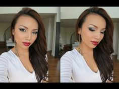 I love here makeup tutorials! : Get ready with Me for a Date ( Love is in the Air)