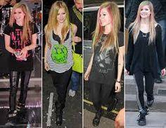 estilo de Avril Lavigne 2014 - Pesquisa Google