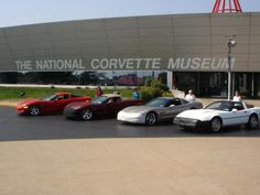 The Top Ten Car Museums in the World - 4. The National Corvette Museum
