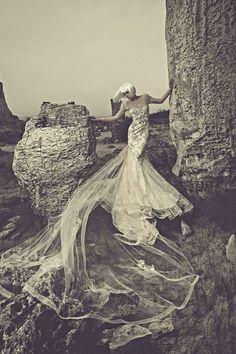 Wedding dress | Julia Kontogruni