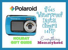 Polaroid IF045 Waterproof Digital Camera 14MP Review