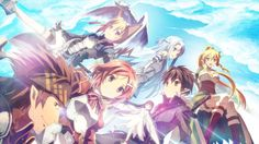 Sword Art Online Wallpaper by alekSparx.deviantart.com on @deviantART