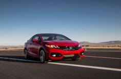 The 2014 Honda Civic Si coupe is more powerful than last year's model, but is it any better? Read the Motor Trend 2014 Civic Si First Test here..