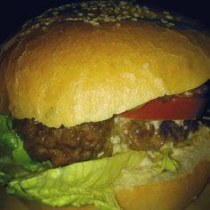 #homemade #burger  luxus!