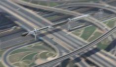 Futurnex: AeroSlider es un concepto de tren elevado creado por Martin Skibsted. que se desliza a través de bucles magnéticos Asian Continent, Surface Modeling, Rotterdam Netherlands, Future Transportation, Aviation Industry, Construction Cost, Tracking System, Countries Of The World, Long Distance