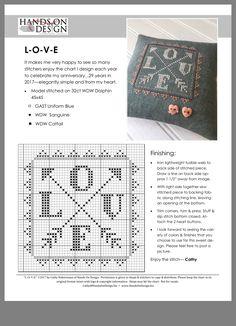 Santa Cross Stitch, Cross Stitch Pillow, Just Cross Stitch, Cross Stitch Heart, Beaded Cross Stitch, Crochet Cross, Cross Stitch Alphabet, Cross Stitch Embroidery, Embroidery Patterns