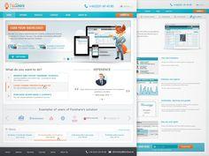 Learning Management System - Website by Bota Iusti
