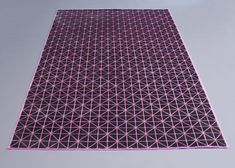 ALIGN: A Limited Edition Rug by Joe Doucet Odabashian