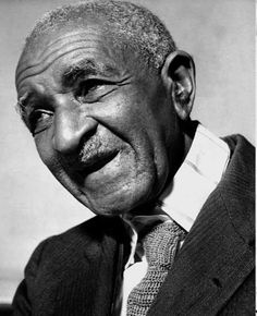 George Washington Carver... When I get discouraged, I like to think of George. He wanted to be an artist, and a hermit, but God had other plans. I want to be like George. :)