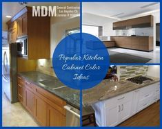 Admit or not- the style and stunning look of your kitchen come from your cabinets! That's why it's a MUST to look for not only the designs but popular kitchen cabinet color ideas for renovation! After all, you may not prefer spending on a kitchen remodeling plan that fades away after a couple of years. kitchencabinetcolorideas kitchencabinetcolor kitchencabinet kitchen kitchenremodeling remodeling remodelingservice losangeles Kitchen Cabinet Colors, Kitchen Cabinets, Popular, Kitchen Remodeling, Couple, Design, Home Decor, Ideas, Style