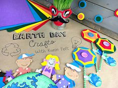 Earth Day Kid's Crafts