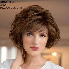 short hairstyles with bangs Over 60 #hairstylesforwomenintheir50s ...
