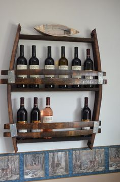 Hey, I found this really awesome Etsy listing at https://www.etsy.com/listing/244677966/wine-barrel-wine-rack-12-14-bottles-free