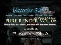 Pure Render Lights Volume 06