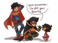 SUPER SONS.