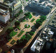 Plaza de Mayo , Bs As