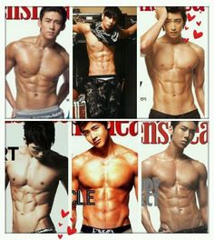 Yes, Yes, and more Yes!  Taec, Chanana, Jinwoonie, Changmin, Khunnie, and Kwonnie