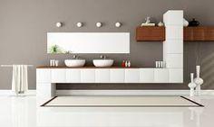 Billedresultat for fritstående vask til badeværelse